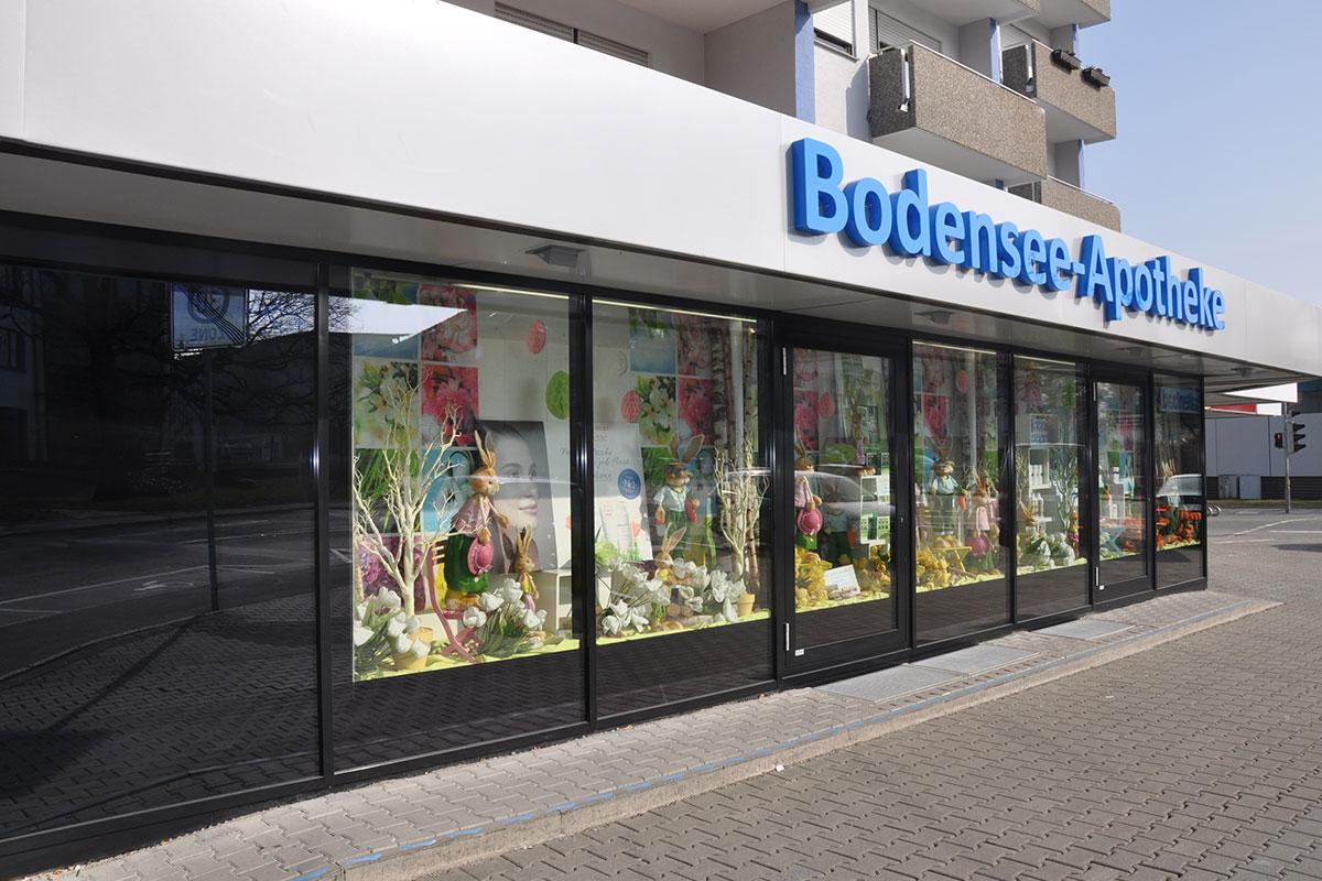 Umbau Apotheke Friedrichshafen