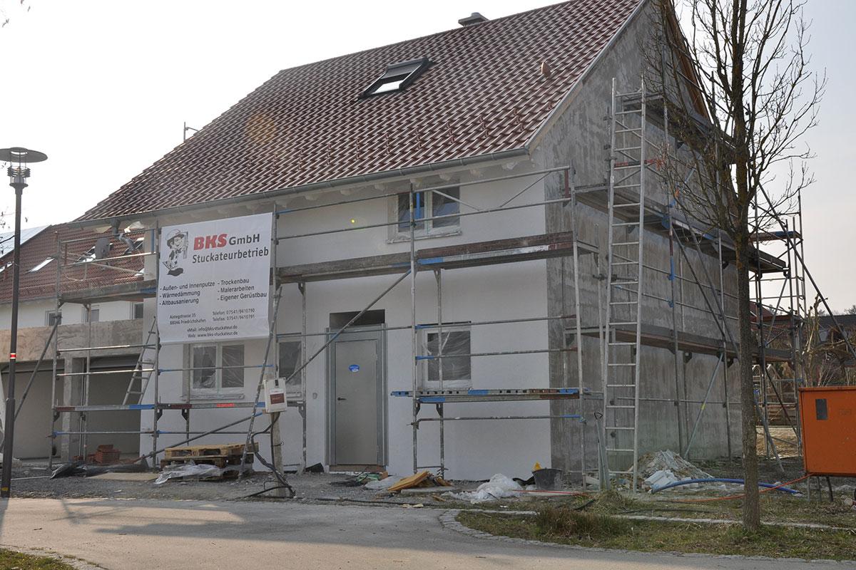 Doppelhaushälfte am Bodensee